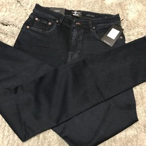 Brand new Seven for all mankind men's jeans